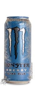 Monster Energy Ultra Blue 16oz